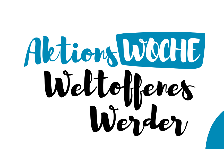 Aktionswoche Weltoffenes Werder 2021