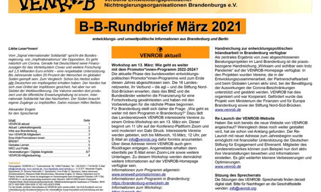 B‑B-Rundbrief März2021