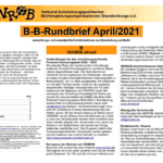 B‑B-Rundbrief April 2021