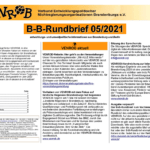 B‑B-Rundbrief Mai 2021