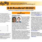 B-B-Rundbrief August 2021 | Entwicklungs- und umweltpolitische