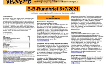 B‑B-Rundbrief 6+7/2021