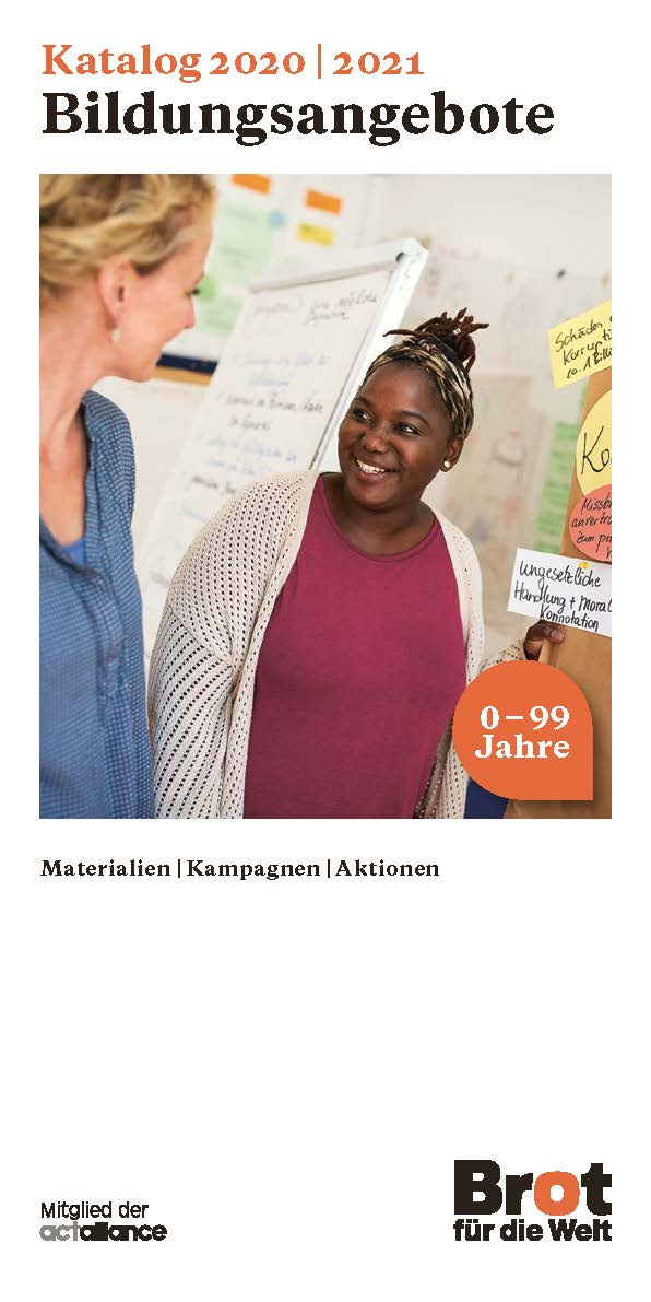 Katalog 2020   2021 Bildungsangebote – Materialien   Kampagnen   Aktionen