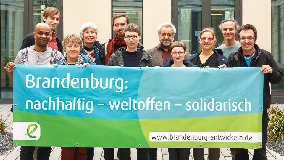 Brandenburg – nachhaltig - weltoffen - solidarisch