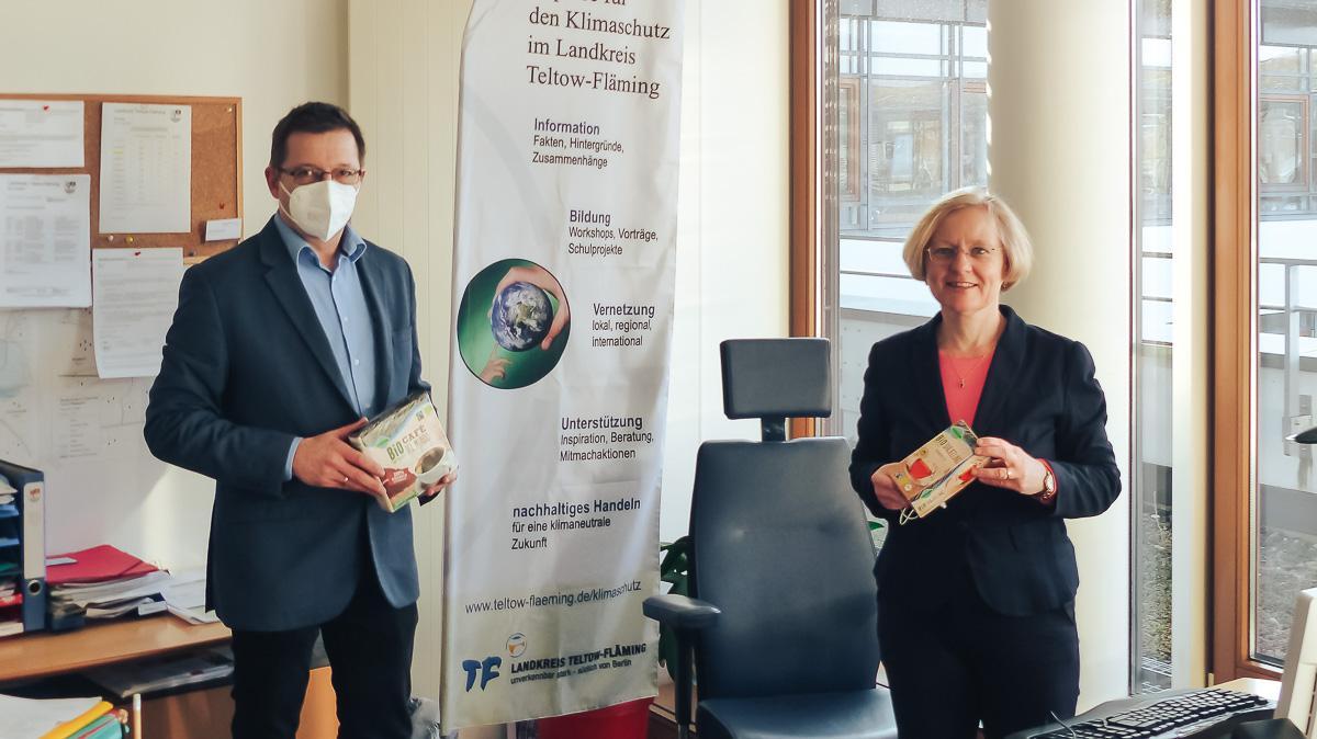 Regionaler und fairer Handel in Teltow-Fläming