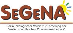 SEGENA e.V. Sozial-ökologischer Verein zur Förderung der Deutsch-namibischen Zusammenarbeit e.V.