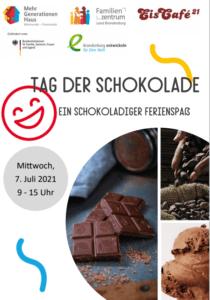 Tag der Schokolade – ein schokoladiger Ferienspaß