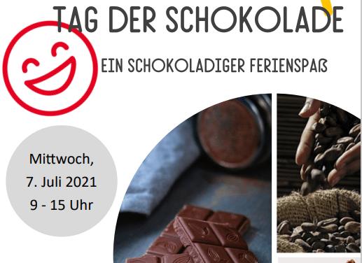 """""""Tag der Schokolade"""" am 7. Juli in Luckenwalde"""