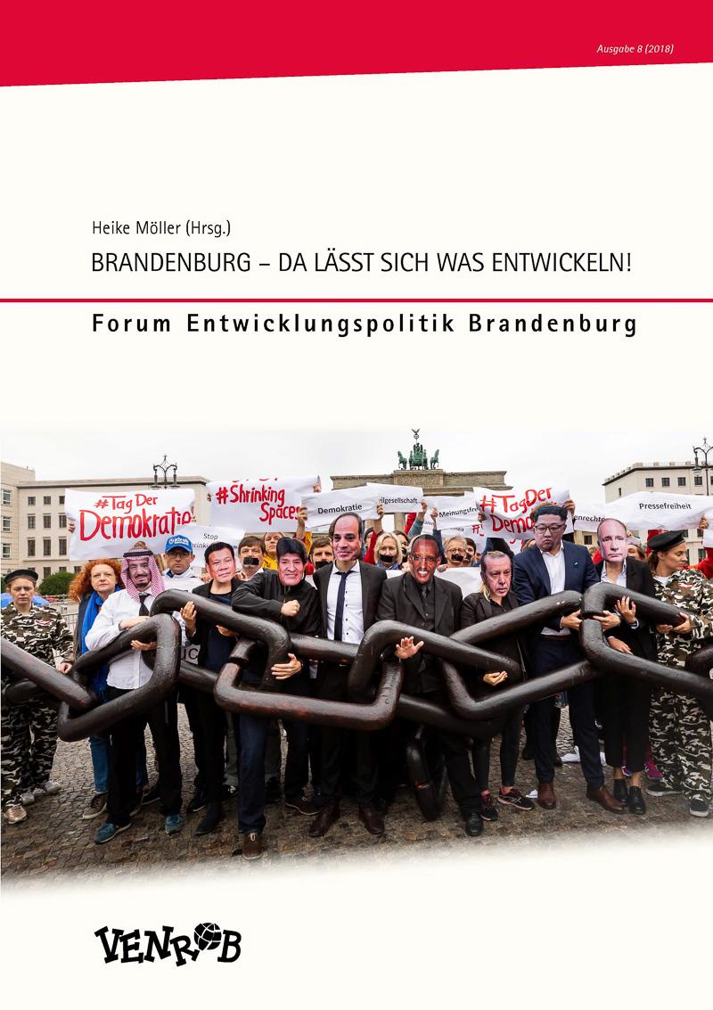 Venrob FEB 8 (2018) – Brandenburg – Da lässt sich was entwickeln