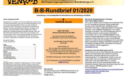 B‑B-Rundbrief 1/2020