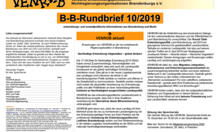 B‑B-Rundbrief 10/​2020