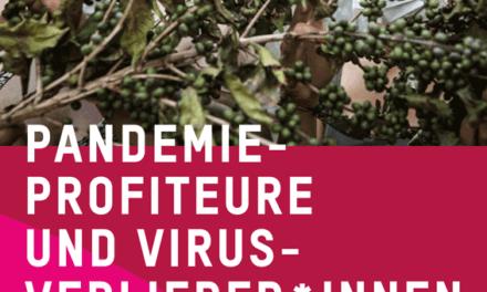 BERICHT – Pandemie Gewinner und Verlierer