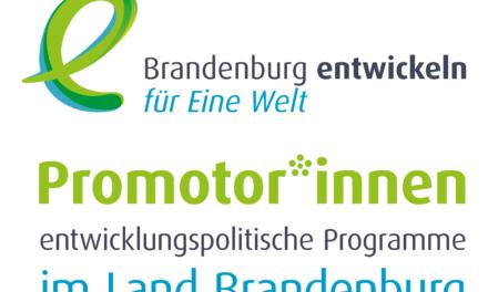Eine-Welt-Promotor*innenprogramm Brandenburg 2022 –2024