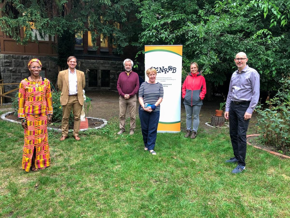 Jahresmitgliederversammlung des VENROB e.V. am Sonnabend, den 5.09.2020